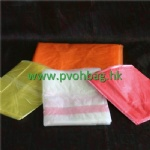 PVA fully water soluble laundry bag